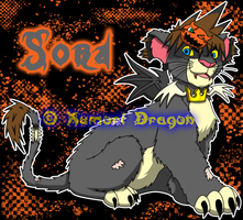 Sora Lion - Halloween Style by KumoriDragon