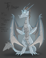 TP Dragon by MyMineAwesome