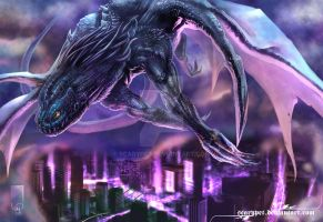 Glorious Aggressor by scarypet