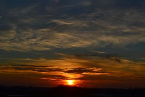 Myriah's View of the sun by Midnight4786