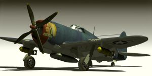 P47 thunderblot by Emigepa