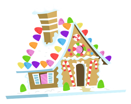 Gingerbread House by Liamb135