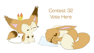 Contest 32 Voting image by WindieDragon