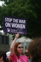 Stop the War on Women by HawkEagleWolf
