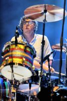 The Black Keys:  Pat Carney I by basseca