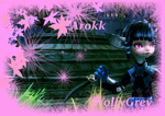 Guild war 2 - Arokk by WolfyGrey