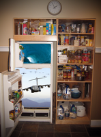 Bored In Photoshop: Fridge by MrAngryDog