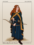 Historically Accurate Merida by Wickfield