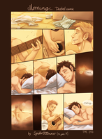 Morning_Destiel by spider999now
