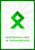 Nationalism is Permanence by Luckmann