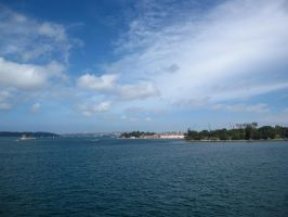 Sydney Harbour by Bambi-Claire