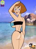 Swimsuit ArtJam Entry by TheSharkGuy