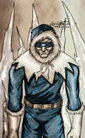 Captain Cold YAY by HBK316