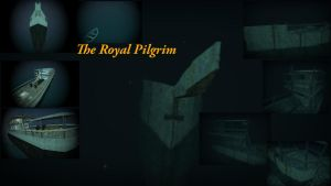 The Wreck Of The Royal Pilgrim by TheProdigy100