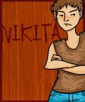 DR - CTF Red Team -Nikita by wingedness
