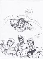 Saving the day!! by craig1992