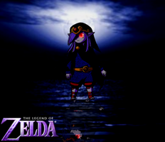The Legend of Zelda: The Wind Mage by Legend-tony980