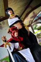Judal and Kouen by LauzLanille