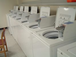 misc 04 - laundry machine by n-gon-stock