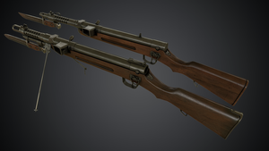 Type 100 smgs reworked by BabylonYoke