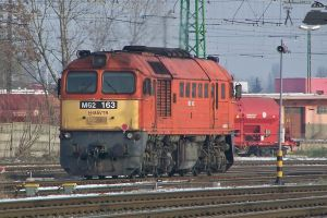 M62 163 - Gyor freight station by morpheus880223