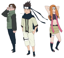Team Ebisu 2 years later :3 by lilfurman