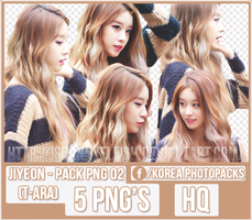 Jiyeon (T-ARA) - PACK PNG#02 by JeffvinyTwilight