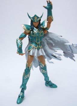 Proteus Saint Seiya custom Prometheus -Spaceweaver by argenta2008