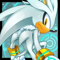 Silver The Hedgehog(Hero of the Future) by CristianHarold0000
