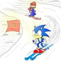 Olympics 2014 by doodle-guy7