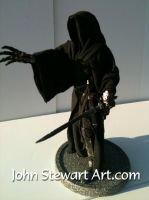 Ringwraith LOTR Scratchmade model Figure for sale by johnstewartart