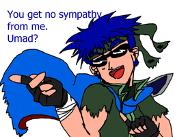 Ike Umad Remade by BrokenLordIke