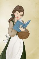 Belle by untroubledheart