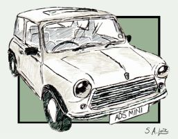 Rover Mini by singham-wilk