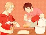 APH - Ricecooker pancake by freefallcrash