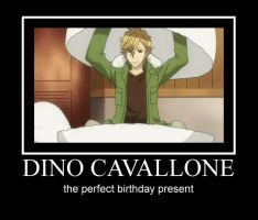 Dino Cavallone by YunaAbyss
