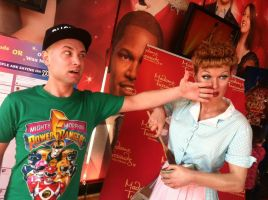 Rucka Hates I Love Lucy by Mikeoeagle