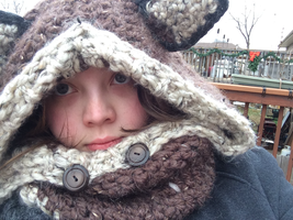 It's only cold outside when I want to take a pic by Fumi-LEX
