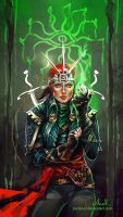 The Inquisitor by JustAnoR