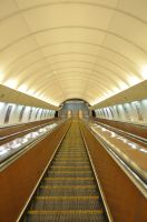Prague Subway by paypouy