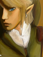 Link WIP by KaiPackman