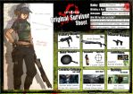 L4D OC Survivor Sheet A M by Sayael