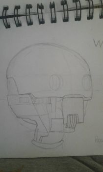 K-2SO by JaxTheWolf