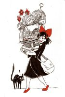Kiki's Delivery Service by Moondrophime