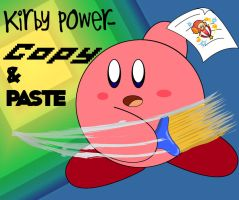 Kirby Power- Copy and Paste by Azza144