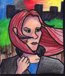 Karta Sketchcard June2013 by Kevari