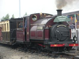 Palmerston at Railfest 2012 by rlkitterman