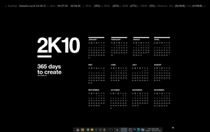 2K10 wallpaper on Xfce by vrkalak