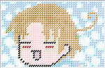 Feliciano Needlepoint Outline by stephanie4962