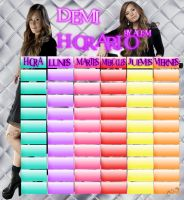 DEMI HORARIO 10 HORAS BY ALE.M by DDLoveEditions